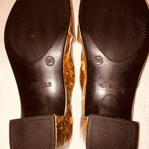 7d7a87d6dac3a9 HELLE Comfort Shoes - HELLE Comfort OpenBack Sandals Bronze Multi Galeon